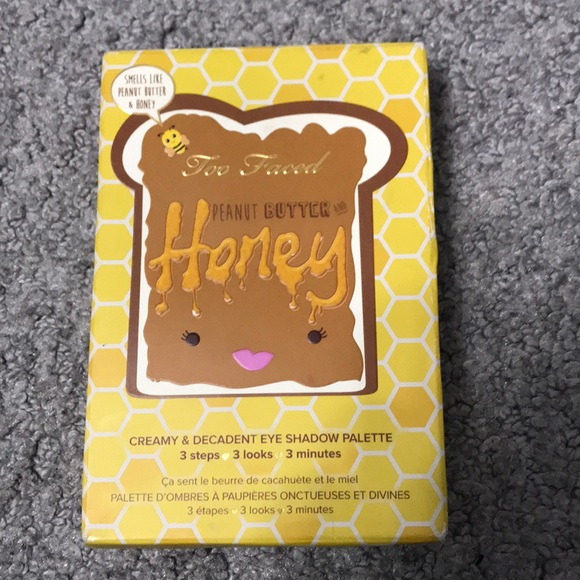 Too Faced Other - Too faced peanut butter and honey eyeshadow